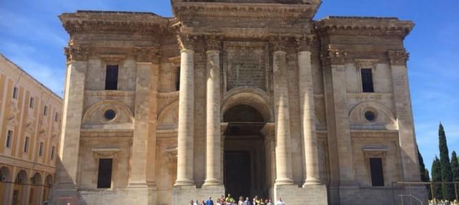 Visita Panteón Marinos Ilustres