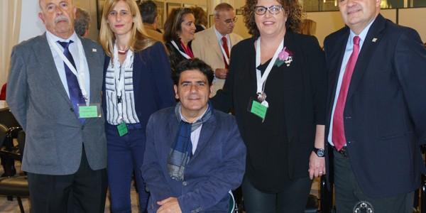Presentación del Libro Blanco del Párkinson en el Parlamento de Andalucía