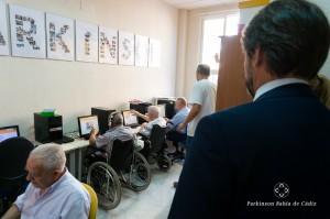 Caixa y Parkinson Bahía de Cádiz