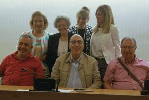 Nueva Junta Directiva de la Federación Española de Párkinson