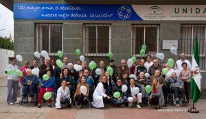 Dia de Andalucia en Parkinson