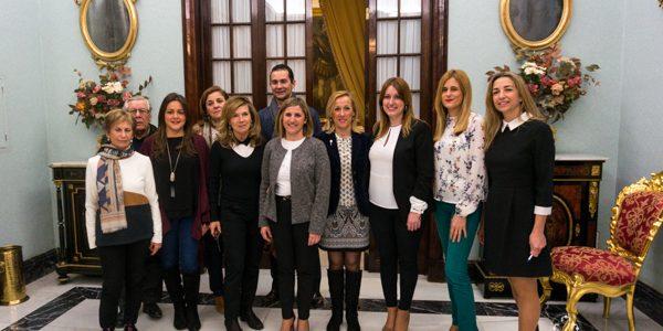 Firma del Convenio de Diputación Provincial de Cádiz