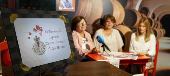 """Exposición Solidaria """"Suspiros Flamencos"""" a beneficio de Párkinson"""