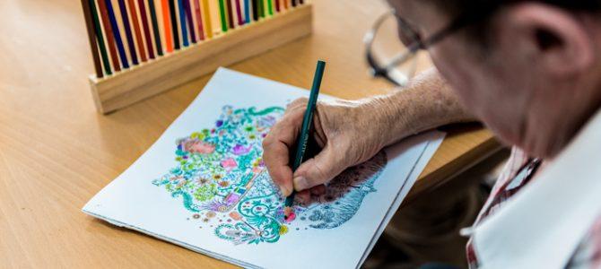 Colorear es una alternativa a la meditación según los Psicólogos