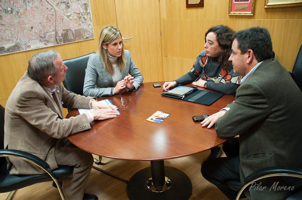 Alcalde San Fernando con Parkinson Bahía de Cádiz